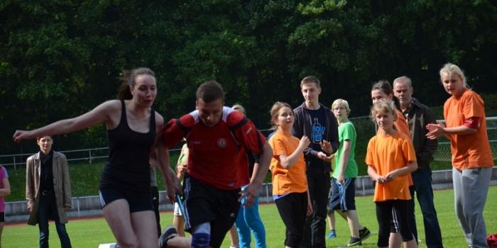 Lauftag der Bergener Schulen 2013