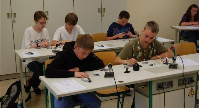 Energie und Meer – Projekttag der Klassen 5-7