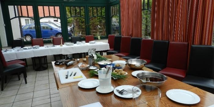 """Litauische Küche im Wahlpflichtkurs """"Palanga"""""""