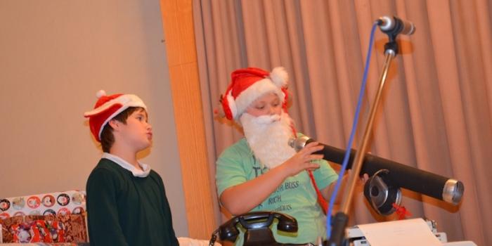 Weihnachtsprogramm 2013