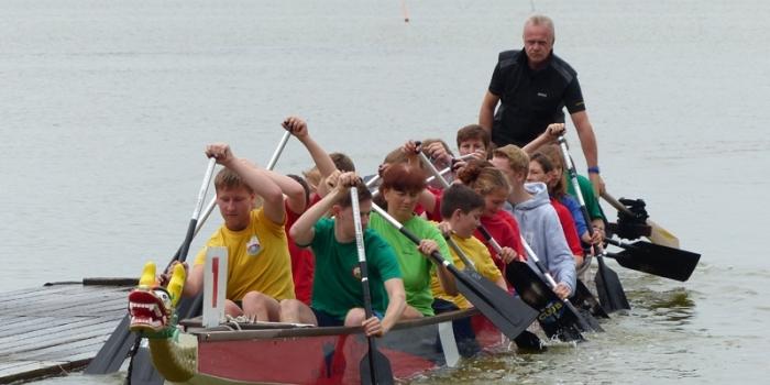 6. Bergener Drachenbootrennen