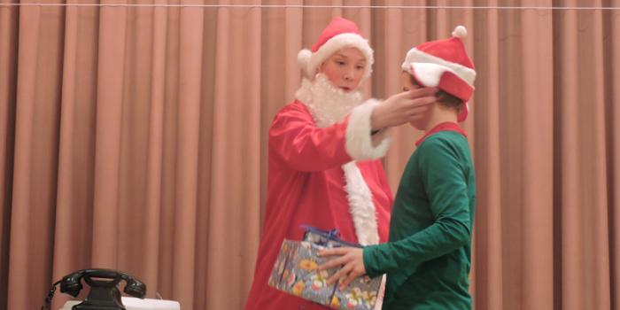 Wenn der Weihnachtsmann 'ne Frau sucht…
