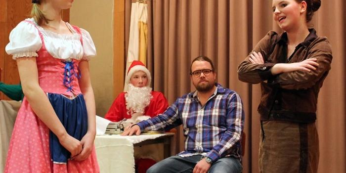 RUE Weihnachtsprogramm Schüler