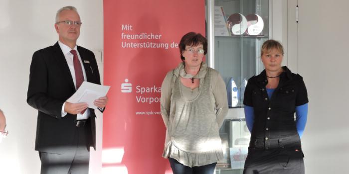 Förderverein erhält Spende über 1000 €