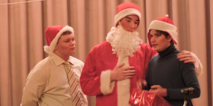 Weihnachtsprogramm 2015