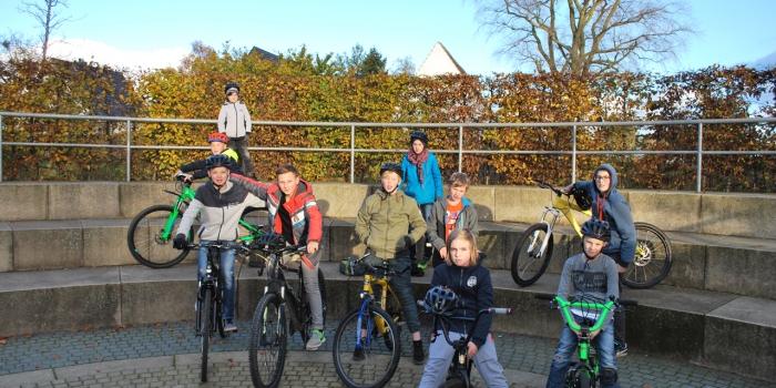 Wir stellen vor: Die Fahrrad-AG