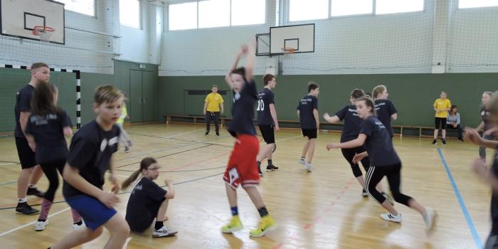 Sportlichste regionale Schule Rügens