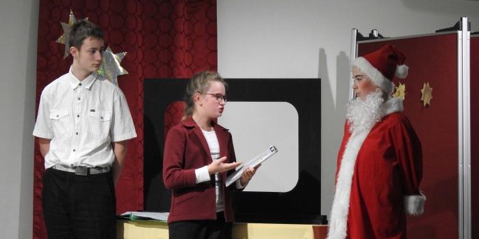 Überprüfung für Weihnachtsmänner?