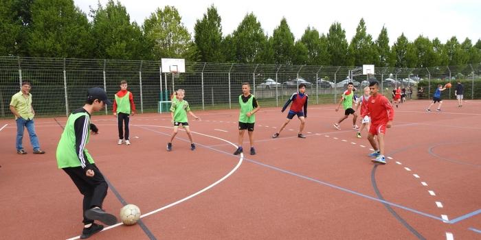 Sport- & Spielefest zum Schuljahresausklang