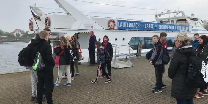 7c 'wandert' nach Hiddensee