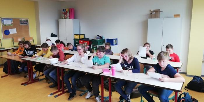 Vorlesewettbewerb der Klassenstufen 5 und 6