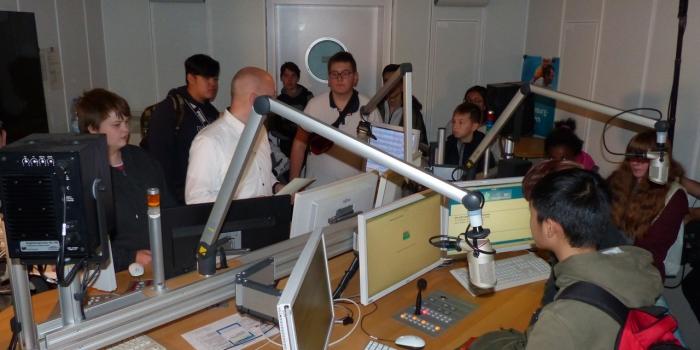 Jugendmedientag beim NDR