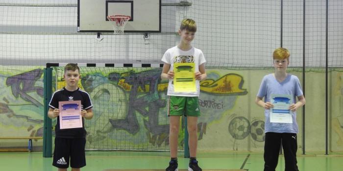 Schulmeisterschaften im Hochsprung 2020/21