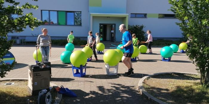 Handicapsport bewegt Schule